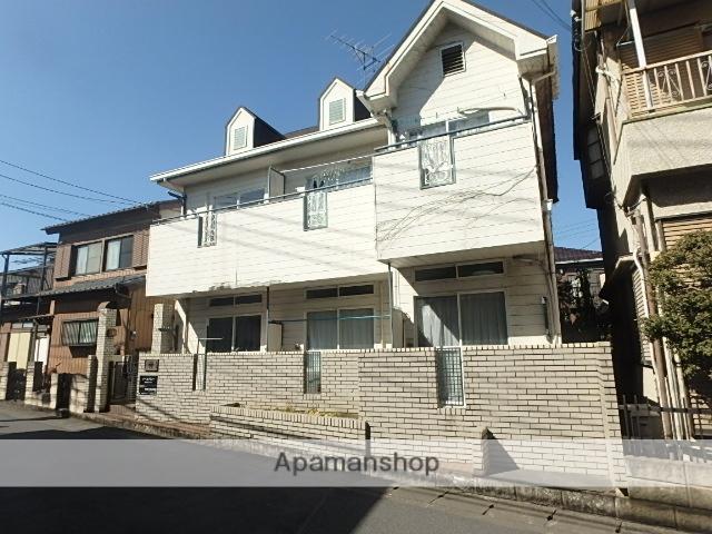 埼玉県草加市、松原団地駅徒歩23分の築30年 2階建の賃貸アパート