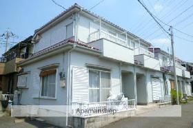 埼玉県草加市、新田駅徒歩25分の築25年 2階建の賃貸テラスハウス