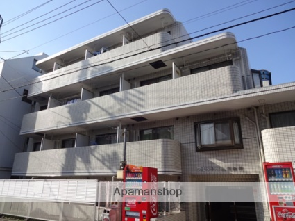 東京都足立区、西新井駅徒歩6分の築27年 4階建の賃貸マンション