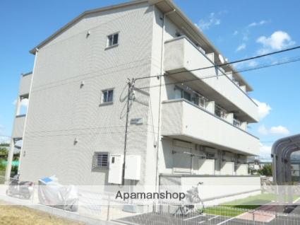 埼玉県八潮市、八潮駅徒歩13分の築7年 3階建の賃貸アパート