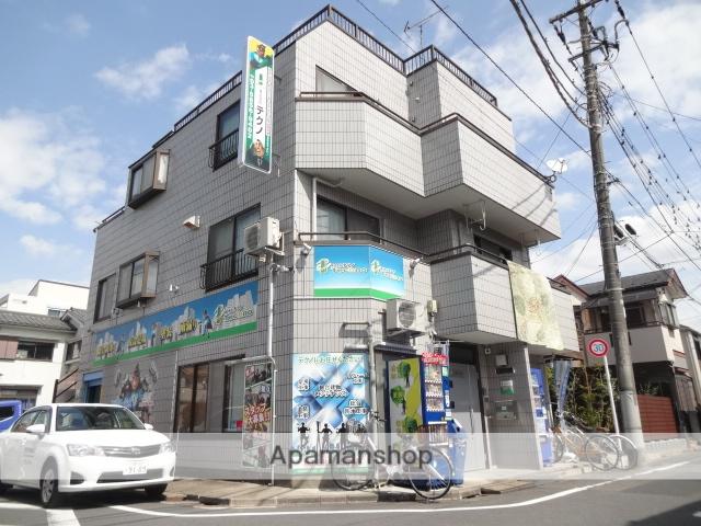 東京都足立区、竹ノ塚駅徒歩15分の築31年 3階建の賃貸マンション