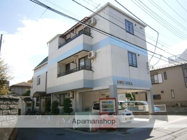 埼玉県草加市、谷塚駅徒歩29分の築20年 3階建の賃貸マンション