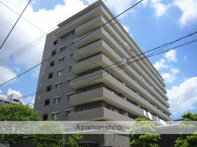 埼玉県草加市、草加駅徒歩25分の築19年 10階建の賃貸マンション