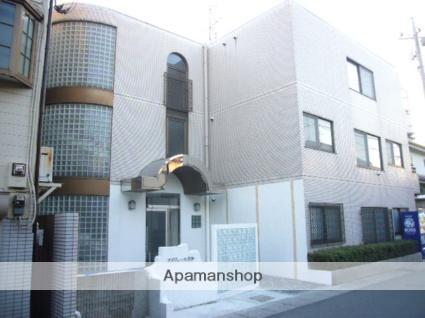 埼玉県草加市、草加駅徒歩18分の築25年 3階建の賃貸マンション