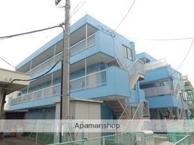 埼玉県草加市、松原団地駅徒歩13分の築27年 3階建の賃貸マンション