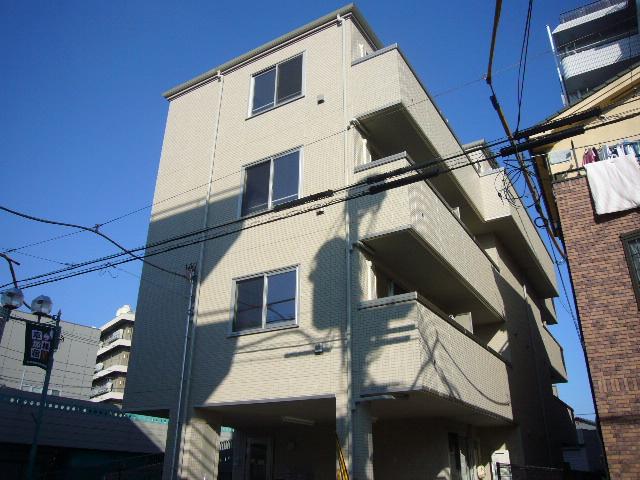 埼玉県草加市、谷塚駅徒歩18分の築5年 4階建の賃貸マンション