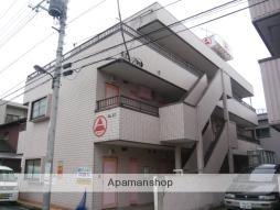 埼玉県草加市、谷塚駅徒歩15分の築27年 3階建の賃貸アパート