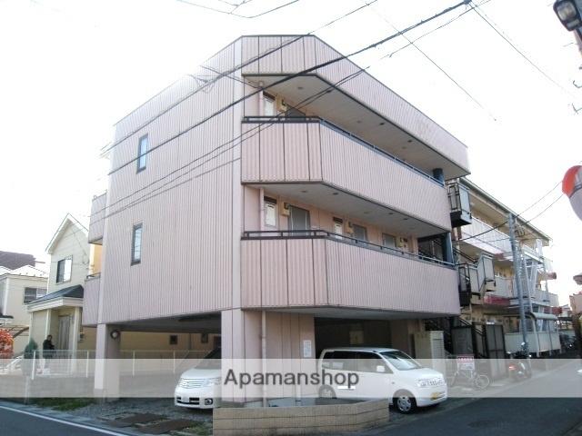 埼玉県草加市、松原団地駅徒歩23分の築18年 3階建の賃貸マンション
