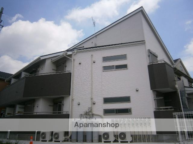 埼玉県草加市、草加駅徒歩23分の築4年 2階建の賃貸アパート