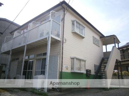 埼玉県草加市、草加駅バス5分南後谷下車後徒歩10分の築29年 2階建の賃貸アパート