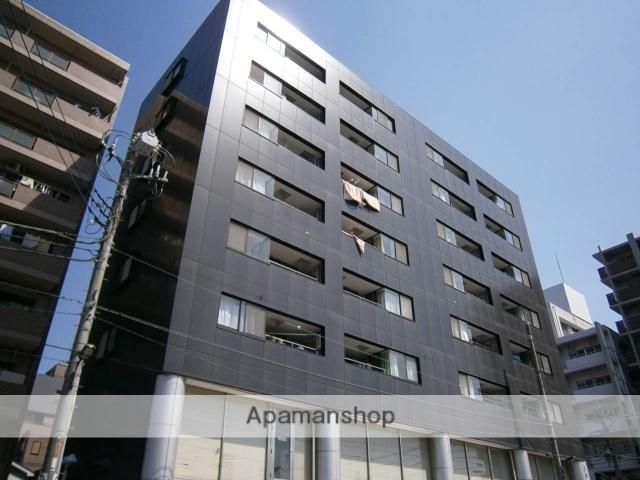 埼玉県草加市、谷塚駅徒歩23分の築26年 8階建の賃貸マンション
