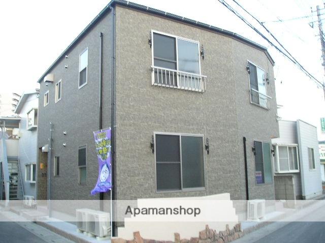 埼玉県草加市、谷塚駅徒歩1分の築11年 2階建の賃貸アパート