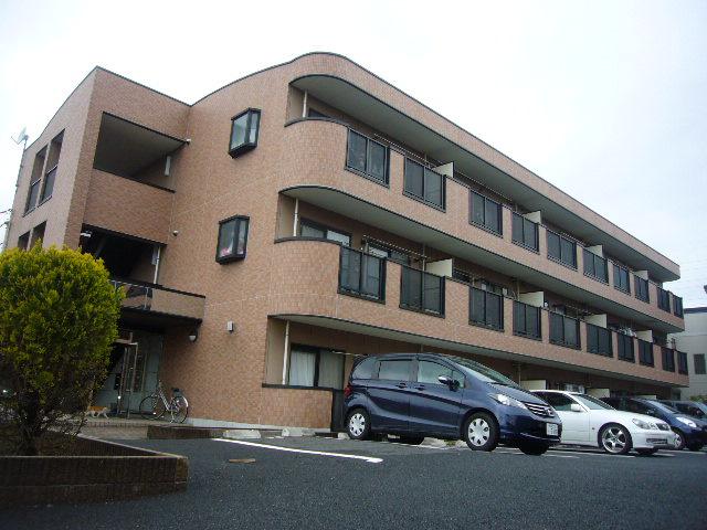 埼玉県八潮市、八潮駅徒歩19分の築14年 3階建の賃貸マンション