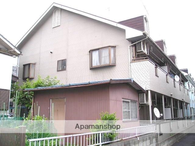 埼玉県草加市、草加駅徒歩10分の築25年 2階建の賃貸アパート