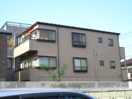 埼玉県草加市、谷塚駅徒歩6分の築26年 3階建の賃貸アパート