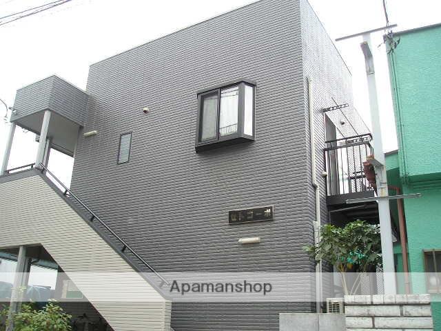 埼玉県草加市、新田駅徒歩1分の築12年 2階建の賃貸アパート