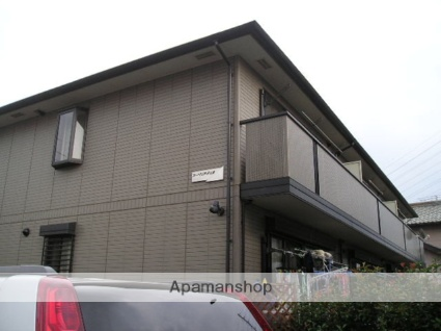 埼玉県八潮市、草加駅バス20分上二丁目停下車後徒歩3分の築15年 2階建の賃貸アパート