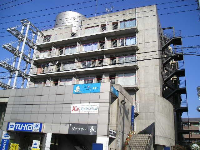 埼玉県草加市、谷塚駅徒歩24分の築24年 8階建の賃貸マンション