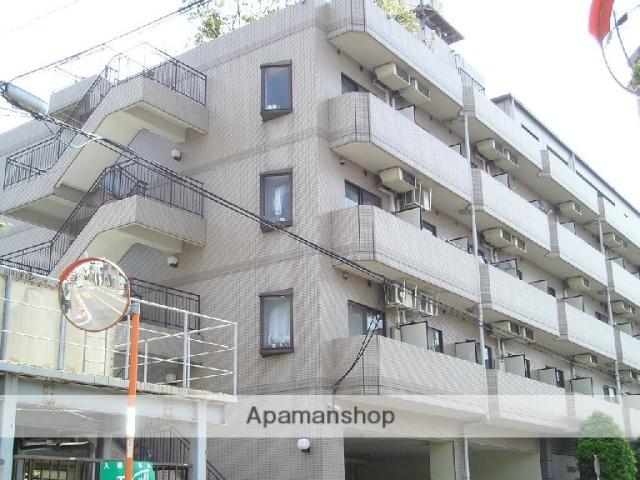 埼玉県草加市、草加駅徒歩11分の築26年 5階建の賃貸マンション