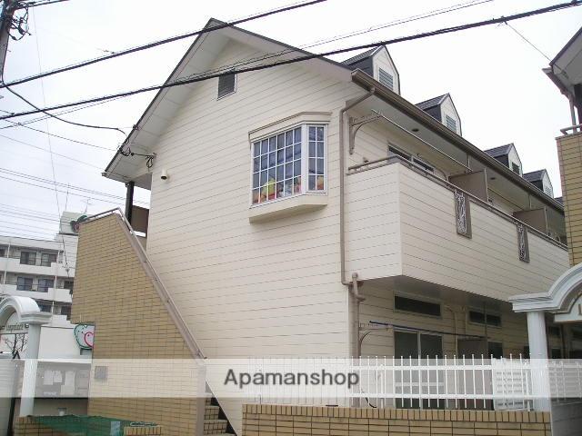 埼玉県草加市、草加駅徒歩20分の築29年 2階建の賃貸アパート