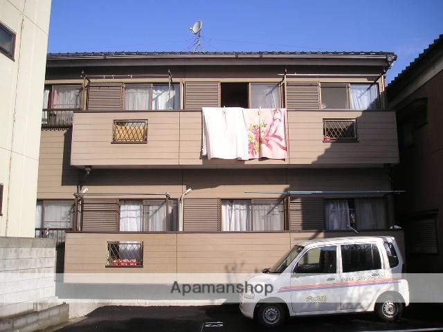 埼玉県草加市、谷塚駅徒歩27分の築25年 2階建の賃貸アパート