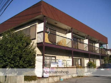 埼玉県草加市、谷塚駅徒歩7分の築31年 2階建の賃貸アパート