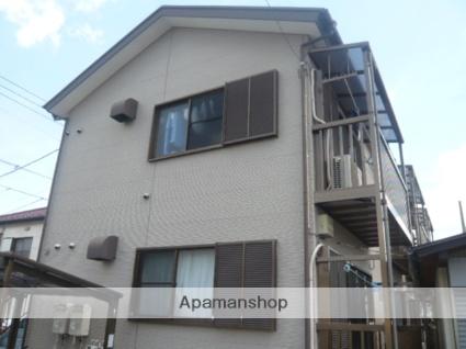 埼玉県草加市、草加駅徒歩10分の築12年 2階建の賃貸アパート