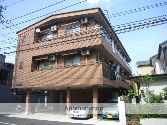 埼玉県草加市、草加駅徒歩22分の築14年 3階建の賃貸マンション