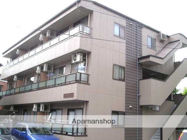 埼玉県草加市、谷塚駅徒歩26分の築16年 3階建の賃貸マンション