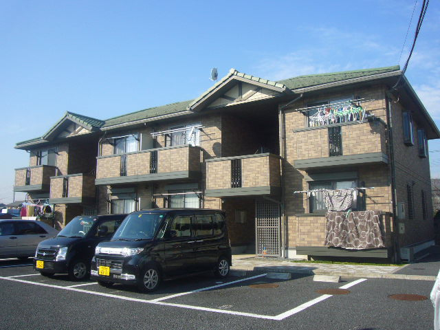 埼玉県八潮市、八潮駅バス20分南川崎下車後徒歩3分の築15年 2階建の賃貸アパート