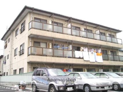 埼玉県草加市、谷塚駅徒歩3分の築28年 3階建の賃貸マンション