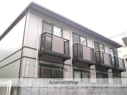 埼玉県草加市、草加駅徒歩17分の築20年 2階建の賃貸アパート