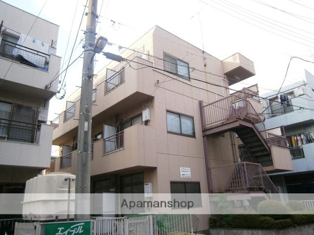 埼玉県草加市、草加駅徒歩28分の築28年 3階建の賃貸マンション