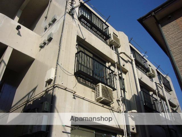 埼玉県草加市、松原団地駅徒歩18分の築15年 3階建の賃貸マンション