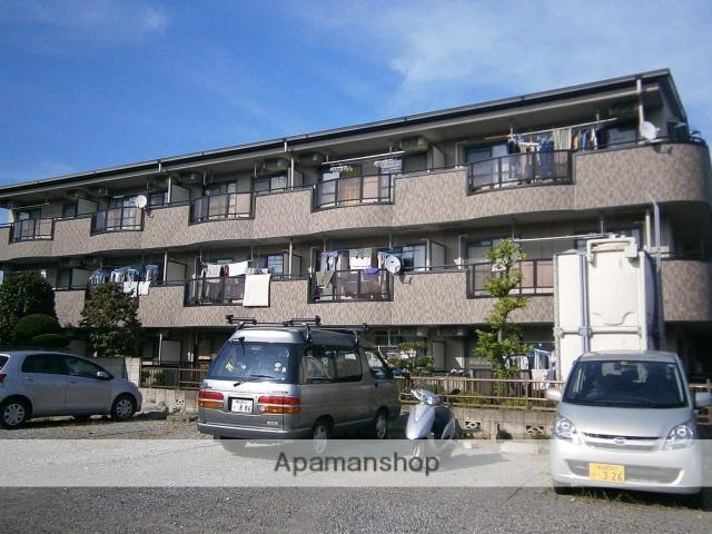 埼玉県草加市、谷塚駅徒歩19分の築23年 3階建の賃貸マンション