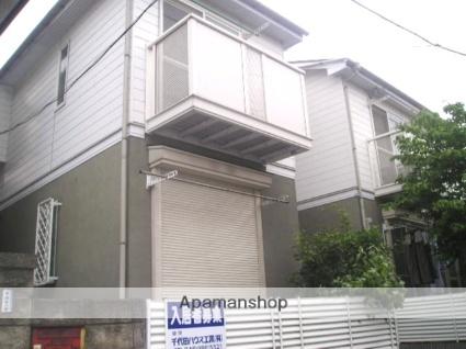 埼玉県草加市、谷塚駅徒歩12分の築26年 2階建の賃貸アパート
