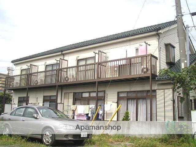 埼玉県草加市、谷塚駅徒歩19分の築24年 2階建の賃貸アパート