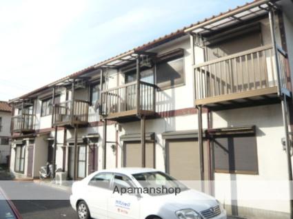 埼玉県草加市、谷塚駅徒歩5分の築32年 2階建の賃貸アパート