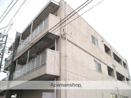 埼玉県草加市、新田駅徒歩15分の築24年 3階建の賃貸マンション
