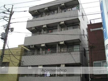 埼玉県草加市、谷塚駅徒歩15分の築27年 5階建の賃貸マンション