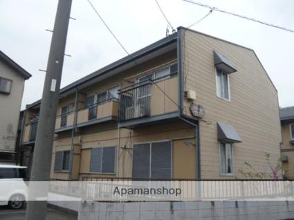 埼玉県八潮市、草加駅徒歩22分の築30年 2階建の賃貸アパート
