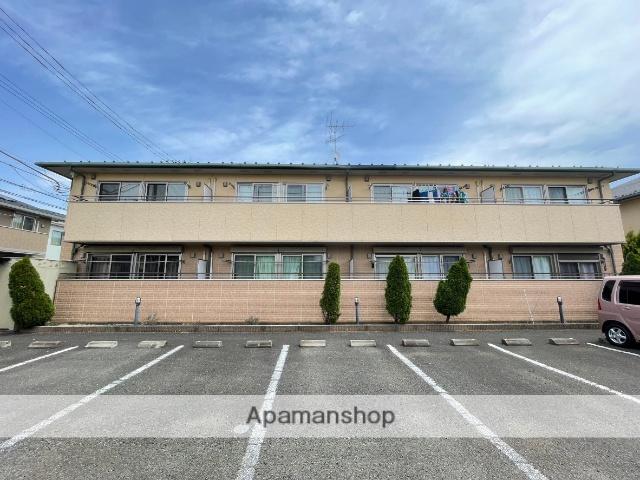 埼玉県さいたま市見沼区、大宮駅バス10分中川坂上下車後徒歩5分の築12年 2階建の賃貸アパート