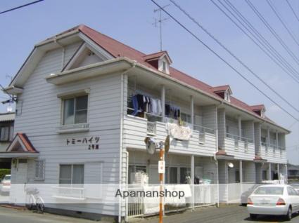 埼玉県さいたま市北区、土呂駅徒歩5分の築28年 2階建の賃貸アパート