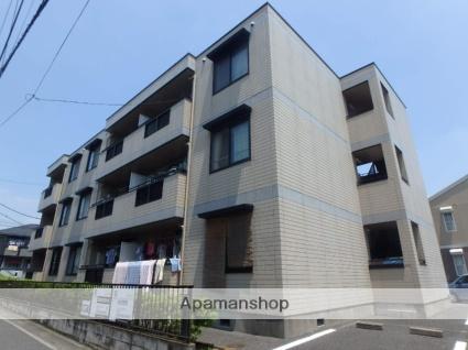 埼玉県さいたま市北区、日進駅徒歩6分の築25年 3階建の賃貸マンション