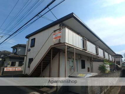 埼玉県さいたま市北区、日進駅徒歩21分の築27年 2階建の賃貸アパート