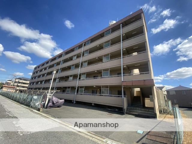 埼玉県さいたま市西区、指扇駅徒歩3分の築37年 5階建の賃貸マンション