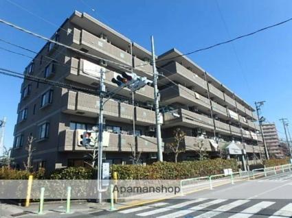 埼玉県さいたま市北区、日進駅徒歩8分の築17年 5階建の賃貸マンション