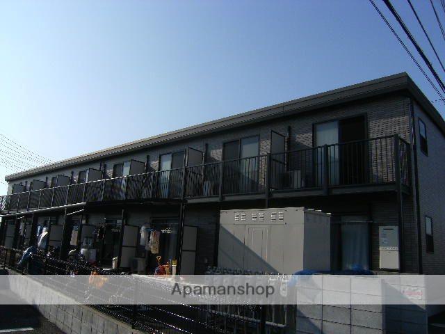 埼玉県さいたま市西区、大宮駅バスバス15分加茂川団地下車後徒歩2分の築11年 2階建の賃貸アパート