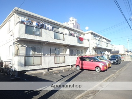 埼玉県さいたま市北区、土呂駅徒歩18分の築25年 2階建の賃貸アパート