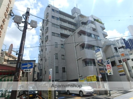 埼玉県さいたま市大宮区、大宮駅徒歩7分の築25年 8階建の賃貸マンション